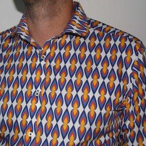 Overhemd Flammable