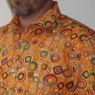 Overhemd Blazing Orange