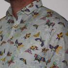 Overhemd Dancing Butterfly