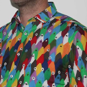 Overhemd Sunday Souk