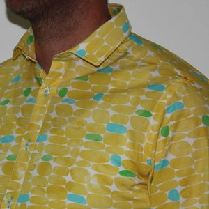 Overhemd Mellow Yellow