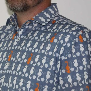 Overhemd Twisted Seahorse