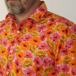 Overhemd Jazzy Flowers
