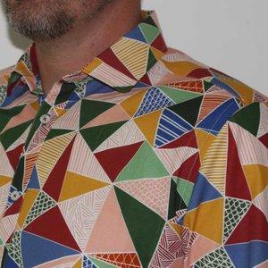 Overhemd Smashing Trigon