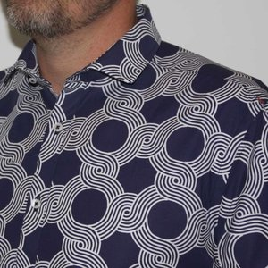 Overhemd Dashy Lines