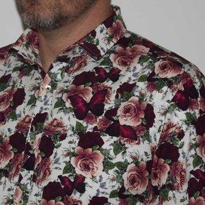 Overhemd Burgundy Blush