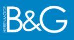 Logo B&G egmond