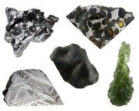 Rocks from space