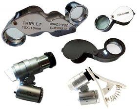 Premium magnifiers