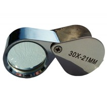 Just magnifying glass, 30 x 21mm