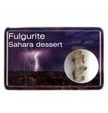 VD08 Fulgurite in a giftbox