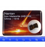 VD12 Nantan iron meteorite in giftbox