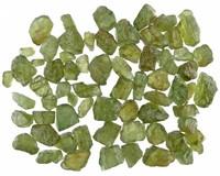 Olivines from Pakistan