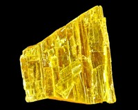 Orpiment from Siberia