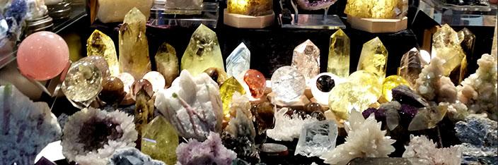 Prachtige kristallen