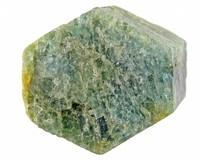 Sea blue gemstone