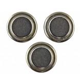 3 pcs Button cell batteries