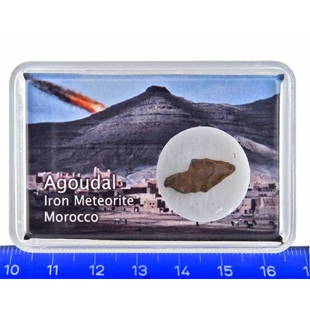 IJzermeteoriet uit het Atlas gebergte