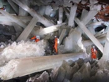 kristal grot