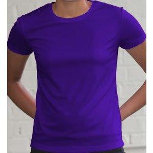 Hardloopshirt dames bedrukken