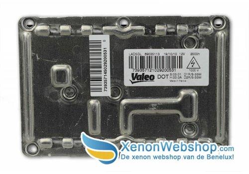 Valeo ballast LAD5GL 088794 89035113 4 pins