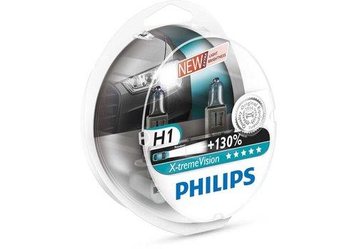 Philips XTreme Vision H1 +130% Set