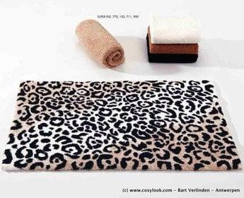 Habidecor badmat Leopard