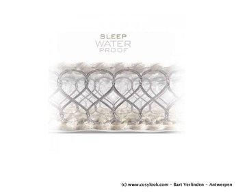 SmartSleeve Waterproof matrasbeschermer Sleep