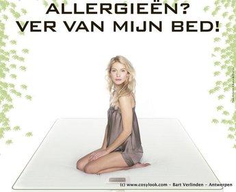 SmartSleeve Allergen Protected matrasbeschermer Sleep
