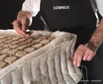 Somnus boxspringmatras Viscount 16200