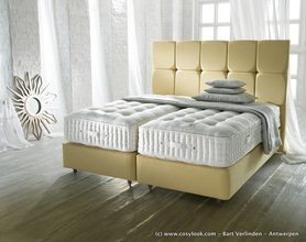Somnus boxspring bed Oslo