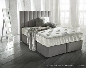 Somnus boxspring bed Como