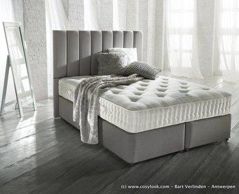 Somnus boxspring bed Como