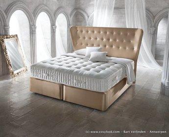 Somnus boxspring bed Victoria
