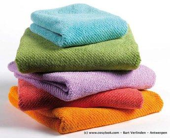 Abyss badhanddoek Twill 60 kleuren