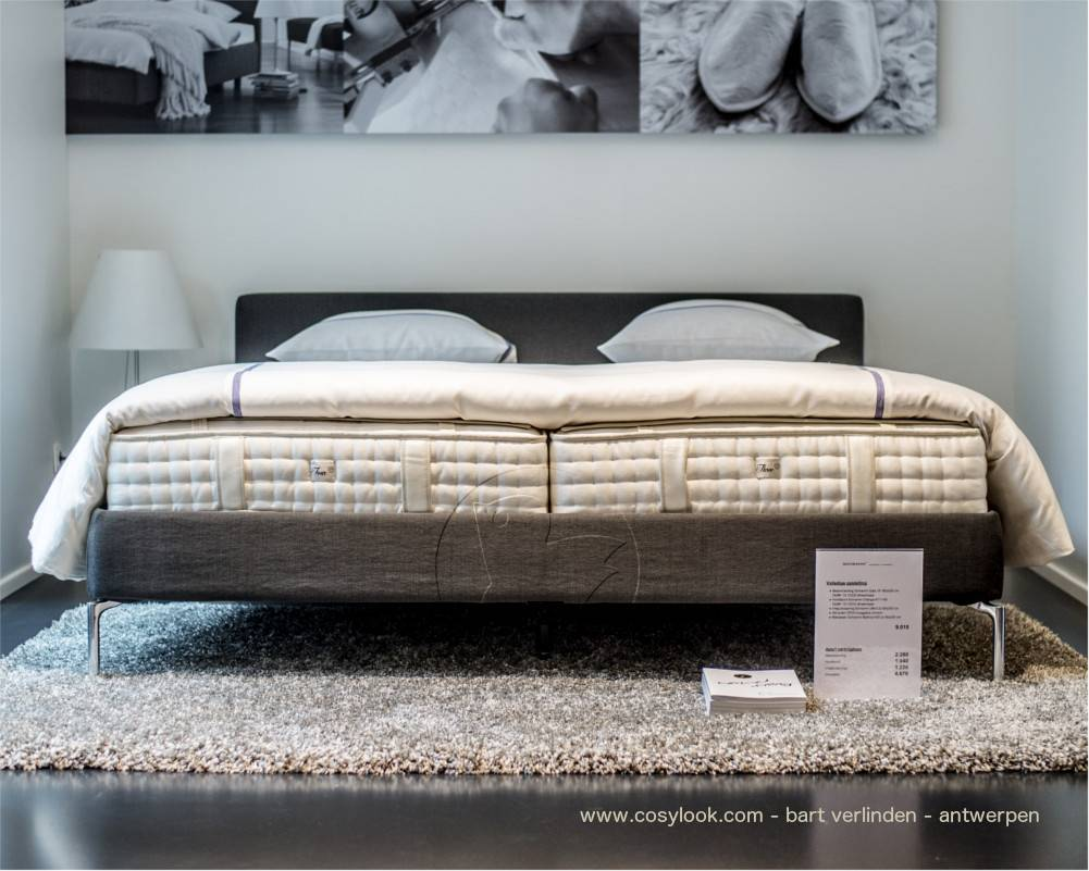 boxspring schramm gala 18 small cosylook antwerpen. Black Bedroom Furniture Sets. Home Design Ideas