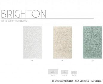 Habidecor badmat Brighton 210 Aqua
