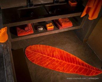 Habidecor badmat Feuille 65x185 cm