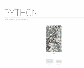 Habidecor badmat Python 770