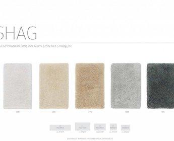 Habidecor badmat Shag - 5 kleuren