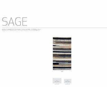Habidecor badmat Sage 920
