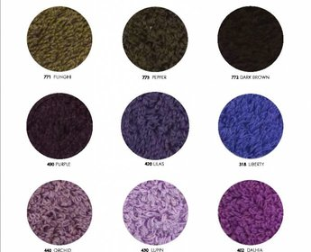 Habidecor badmat Special Shape in 60 kleuren