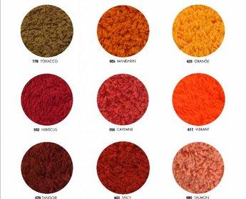 Habidecor badmat Must in 60 kleuren