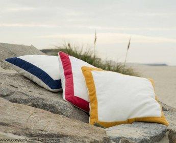Abyss strandkussen Portofino Pillow 50x50 cm