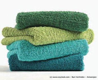 Abyss Geborduurde handdoeken Super Pile