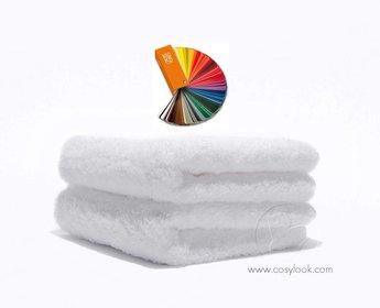 Abyss badhanddoeken Super Pile in eigen RAL-kleur