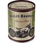 Nostalgic Art Money Box Harley Knucklehead