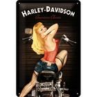 Nostalgic Art Tin Sign Harley Davidson American Classic 20x30