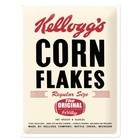 Nostalgic Art Tin Sign Kelloggs Corn Flakes Retro 30x40