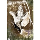 Nostalgic Art Tin Sign Marilyn Monroe Hollywood 20x30